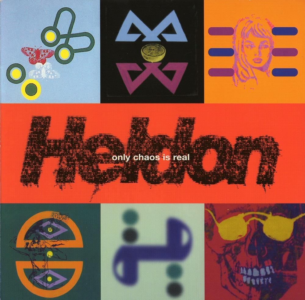 Heldon Only Chaos Is Real album cover