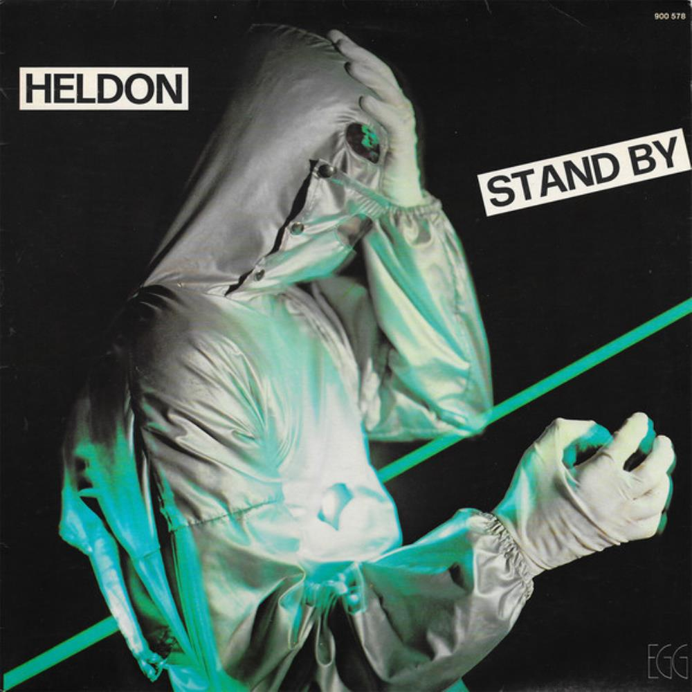 Heldon - Stand By CD (album) cover