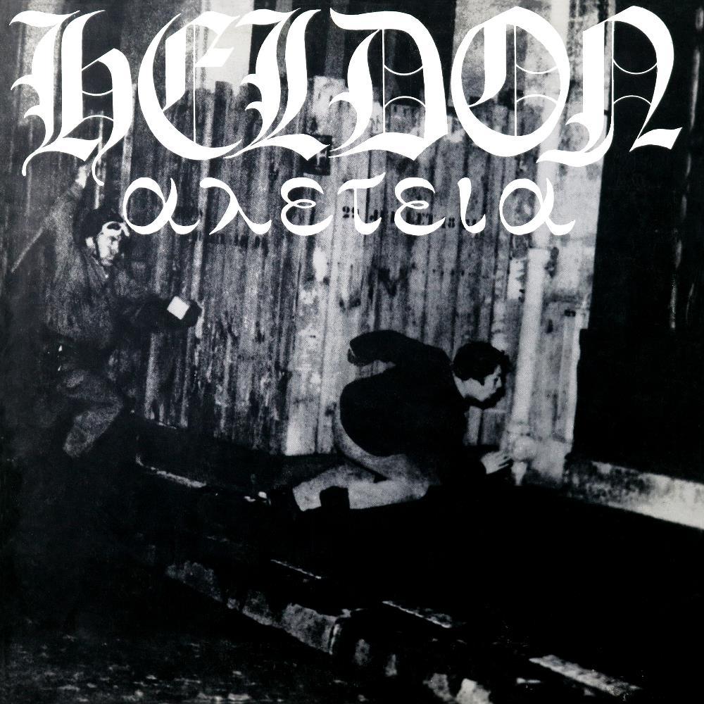 Heldon II - Allez Teia by HELDON album cover