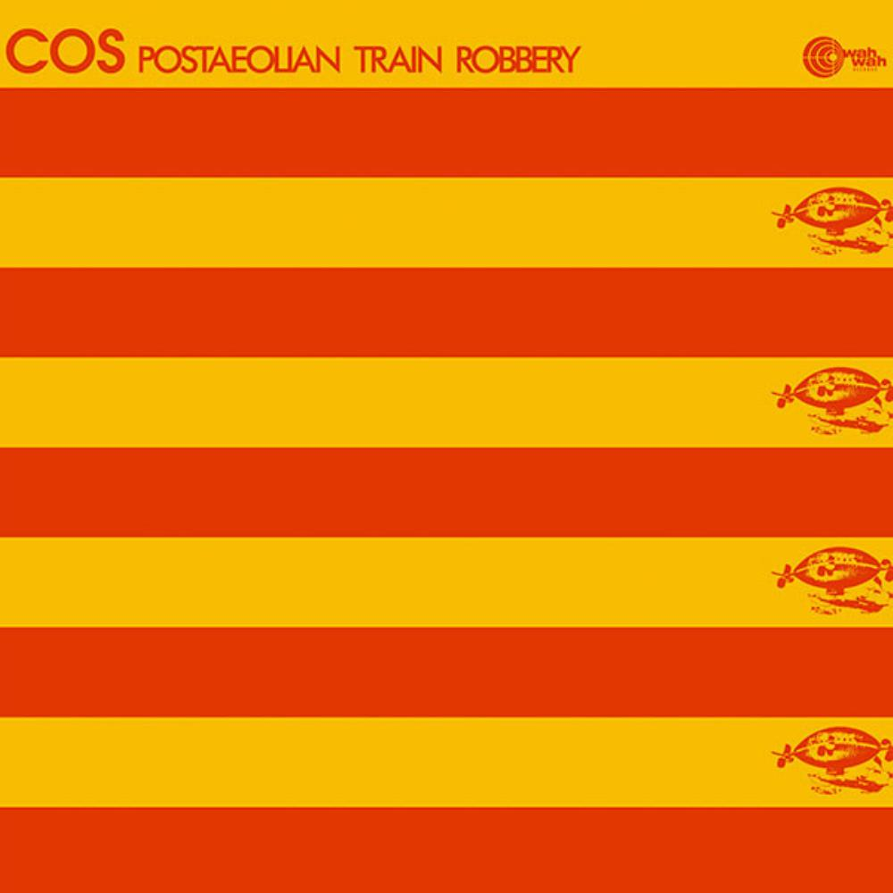 Cos - Postaeolian Train Robbery CD (album) cover