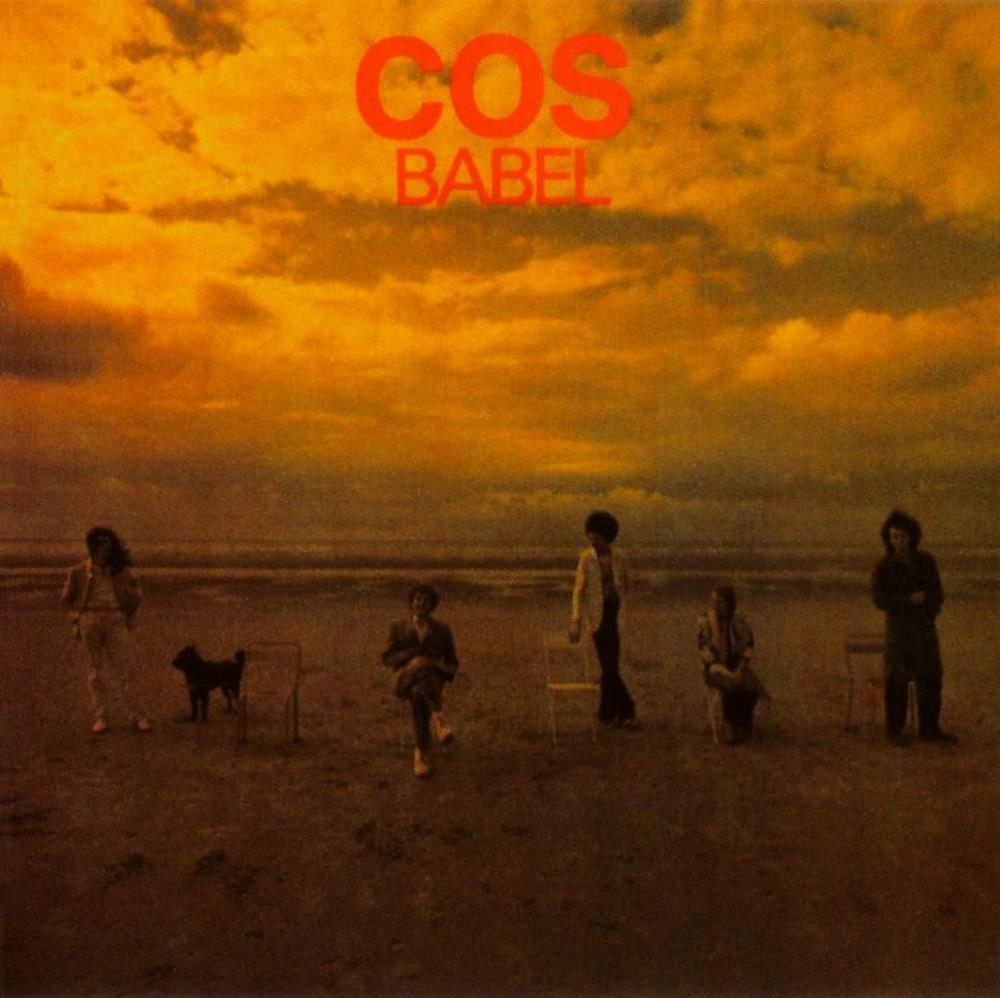 Cos - Babel CD (album) cover