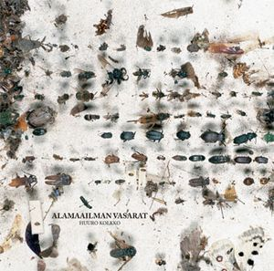 Huuro Kolkko by ALAMAAILMAN VASARAT album cover