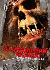 Haudasta Lomilla by ALAMAAILMAN VASARAT album cover