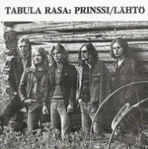 Prinssi by TABULA RASA album cover