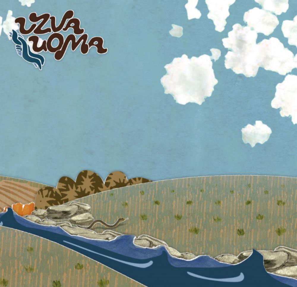 Uoma by UZVA album cover