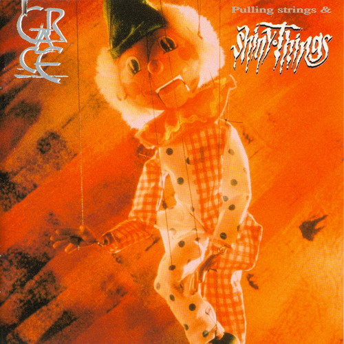 Grace - Pulling Strings And Shiny Things CD (album) cover