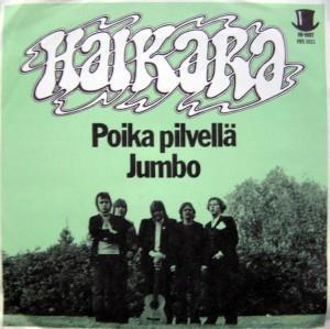Poika Pilvellä by HAIKARA album cover
