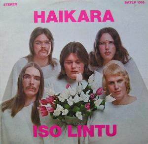 Haikara - Iso Lintu CD (album) cover
