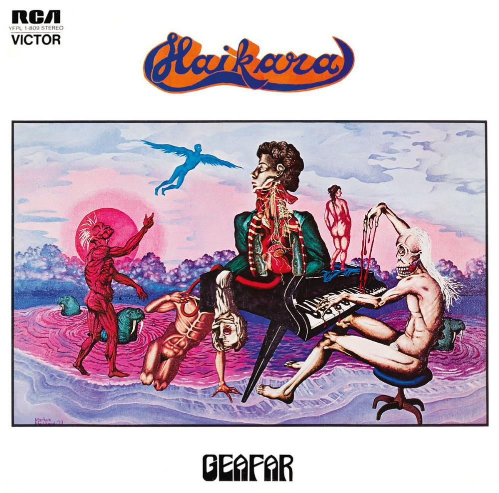 Geafar by HAIKARA album cover