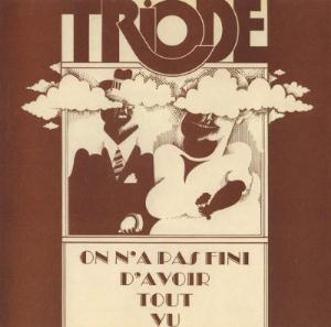 On N'a Pas Fini D'avoir Tout Vu by TRIODE album cover