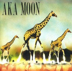 AKA Moon by AKA MOON album cover