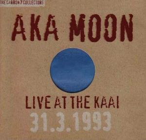 Aka Moon Live at the Kaai album cover
