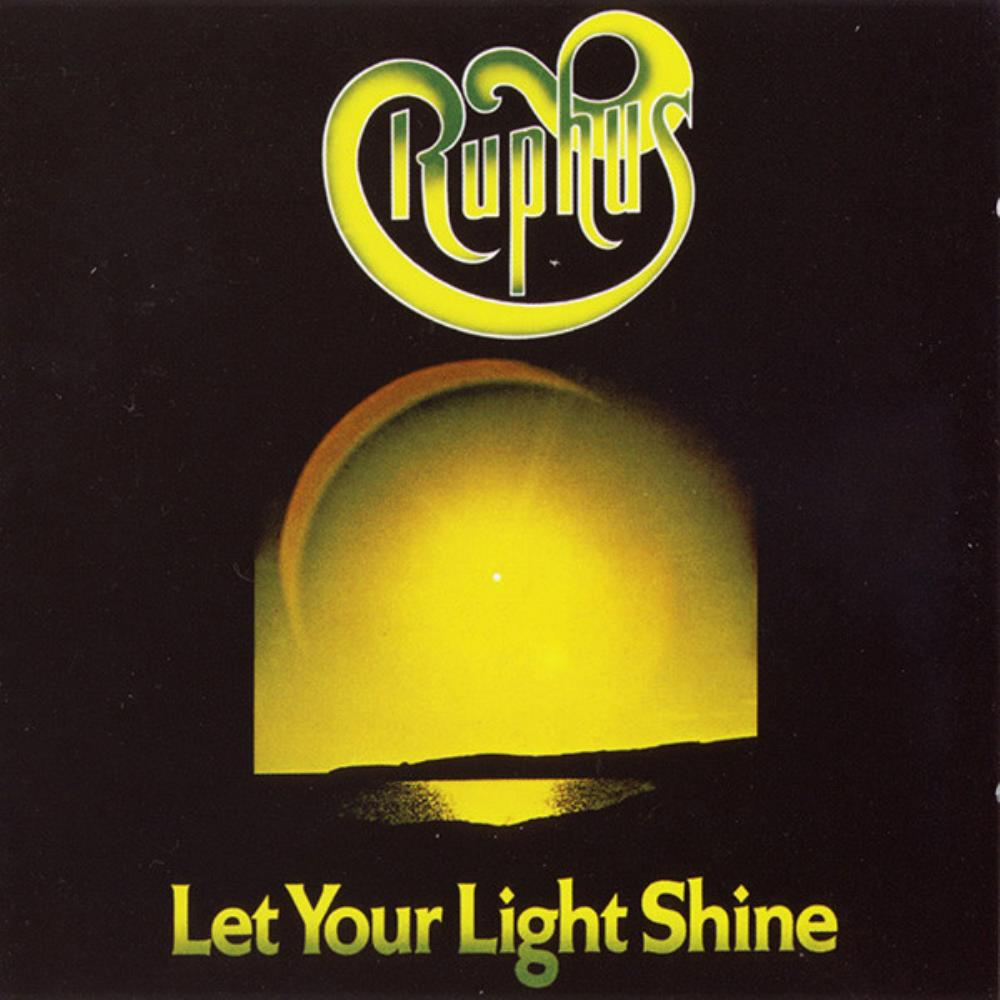 Let Your Light Shine by RUPHUS album cover