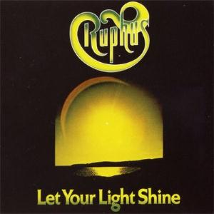 Ruphus Let Your Light Shine album cover