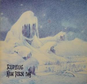 New Born Day  by RUPHUS album cover