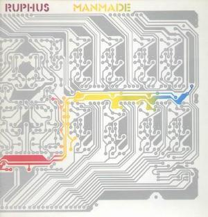 Ruphus Man Made  album cover