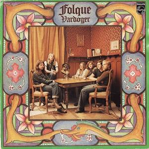 Folque - Vardøger CD (album) cover