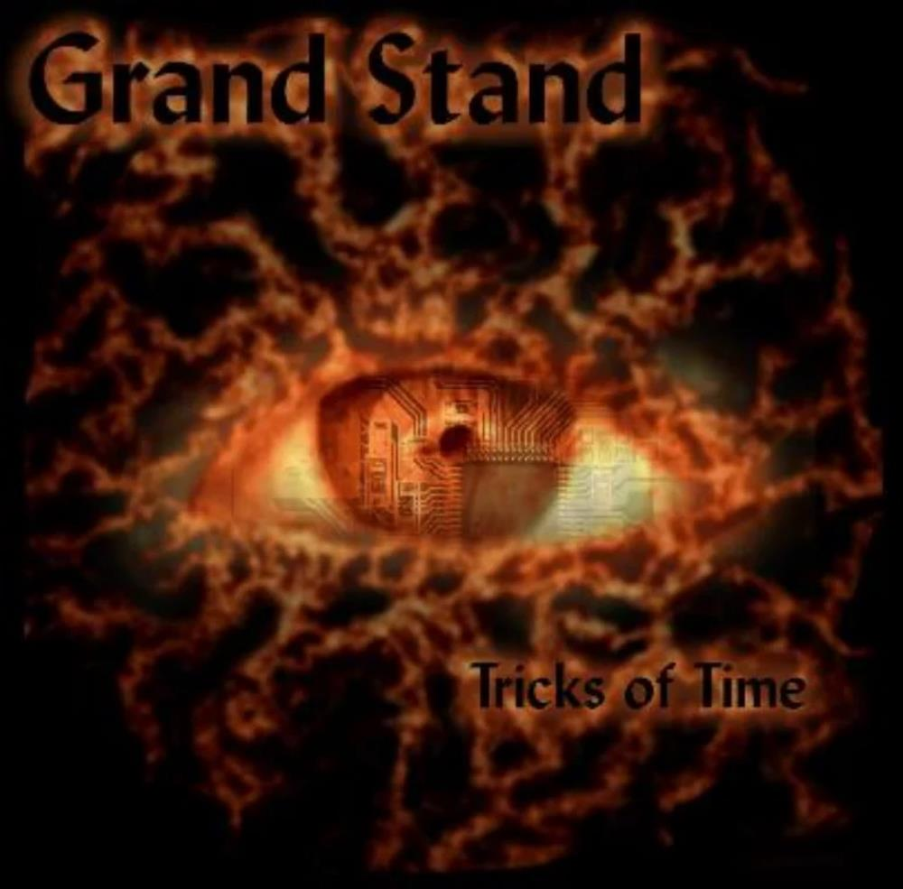 Grand Stand - Tricks Of Time CD (album) cover