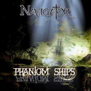 Navigator - Phantom Ships CD (album) cover