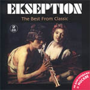 Ekseption The Best From Classics album cover