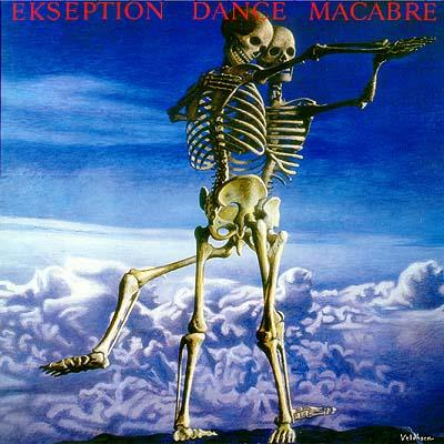 Ekseption Danse Macabre album cover