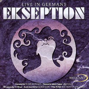 Live In Germany by EKSEPTION album cover