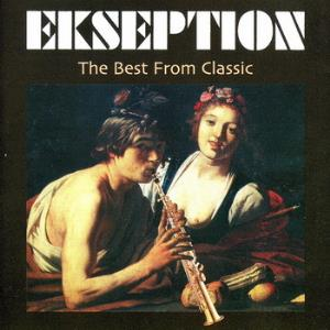 Ekseption The Best From Classic album cover