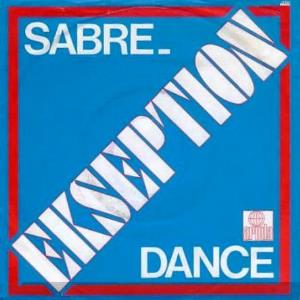Ekseption Sabre Dance album cover