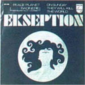 Ekseption Peace Planet album cover