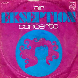 Ekseption Air album cover