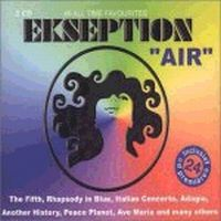 Ekseption - Air CD (album) cover