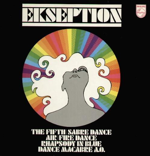 Ekseption Ekseption album cover