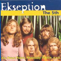 The 5th by EKSEPTION album cover