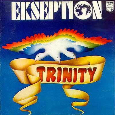 Ekseption - Trinity CD (album) cover