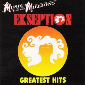 Ekseption - Greatest Hits CD (album) cover