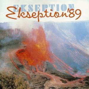 Ekseption Ekseption '89 album cover