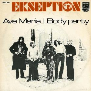 Ekseption Ave Maria album cover
