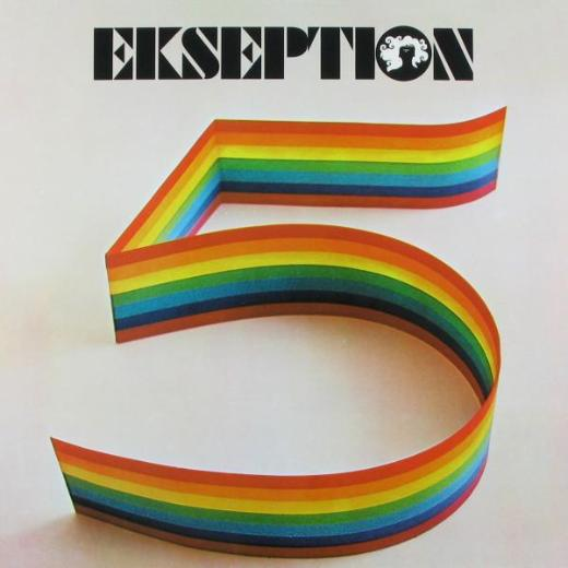 5 by EKSEPTION album cover