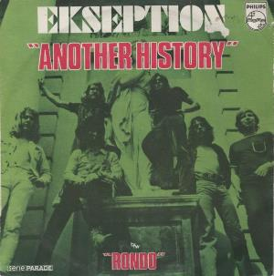 Ekseption Another history album cover