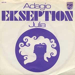 Ekseption - Adagio CD (album) cover