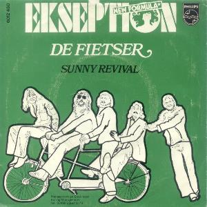 Ekseption - De Fietser CD (album) cover