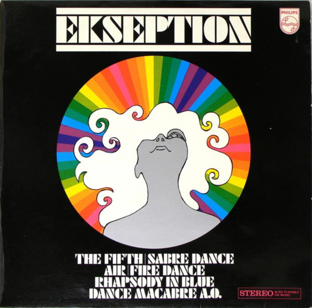 Ekseption - Ekseption CD (album) cover