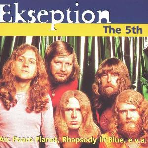 Ekseption - The 5th CD (album) cover