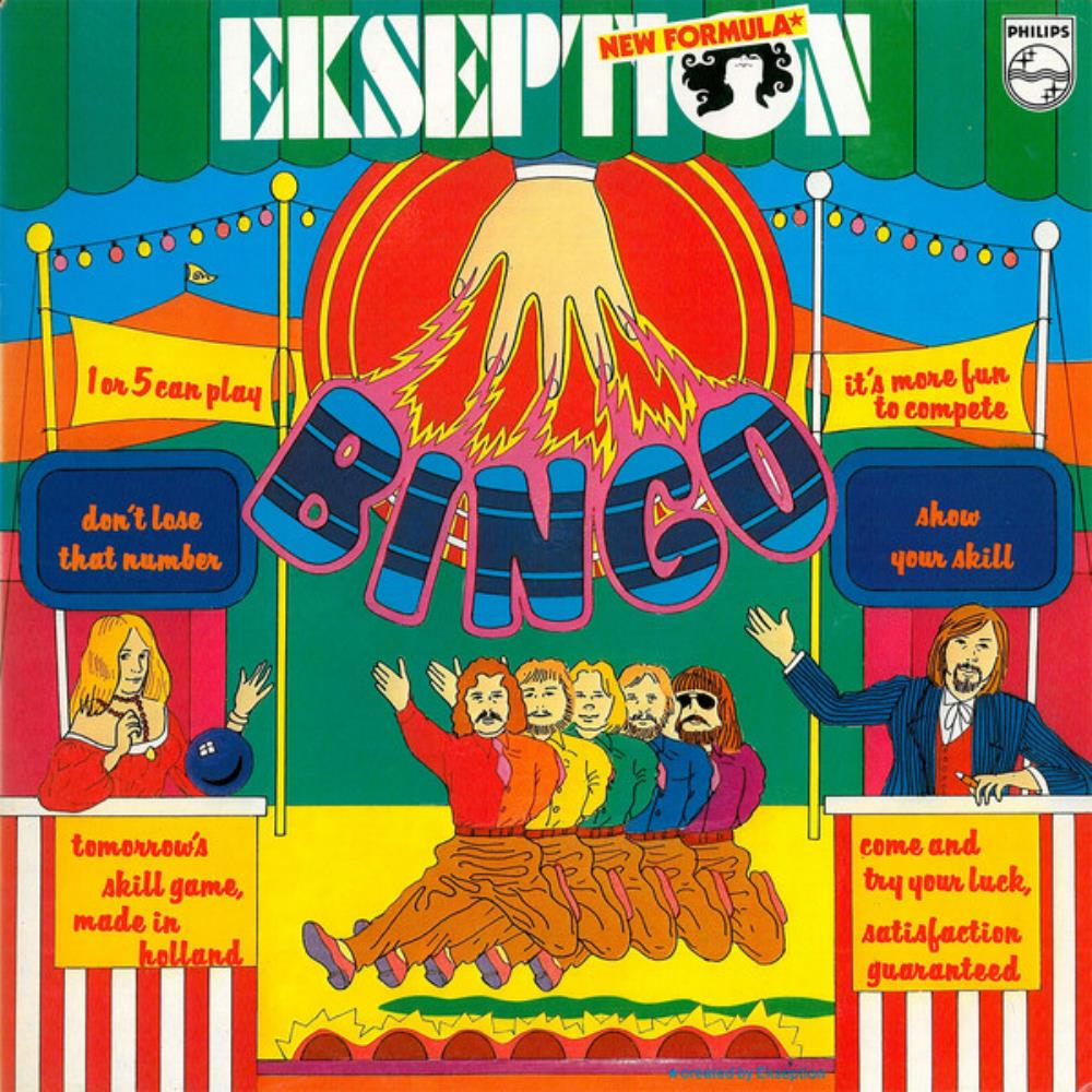 Ekseption - Bingo CD (album) cover