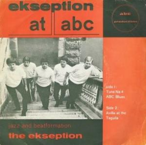 Ekseption - Ekseption at ABC CD (album) cover