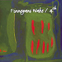 Finnegans Wake 4th album cover