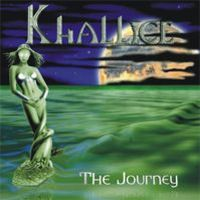 Khallice - The Journey CD (album) cover