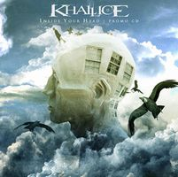Khallice - Inside Your Head CD (album) cover