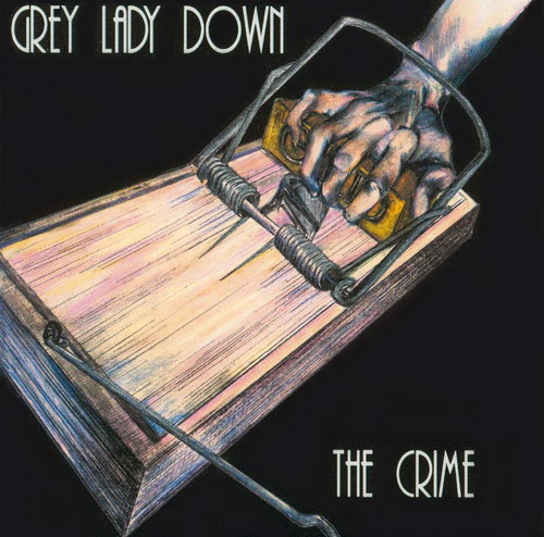 Grey Lady Down - The Crime CD (album) cover