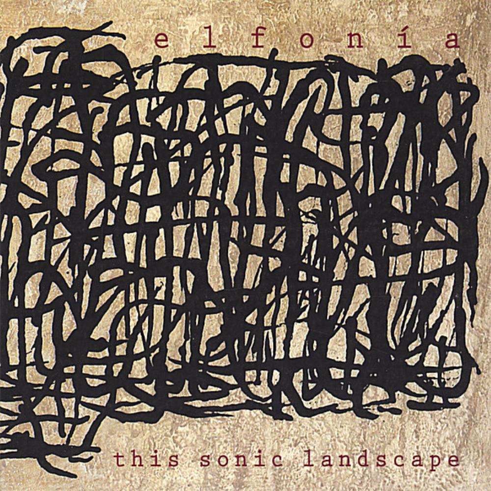 This Sonic Landscape by ELFONÍA album cover
